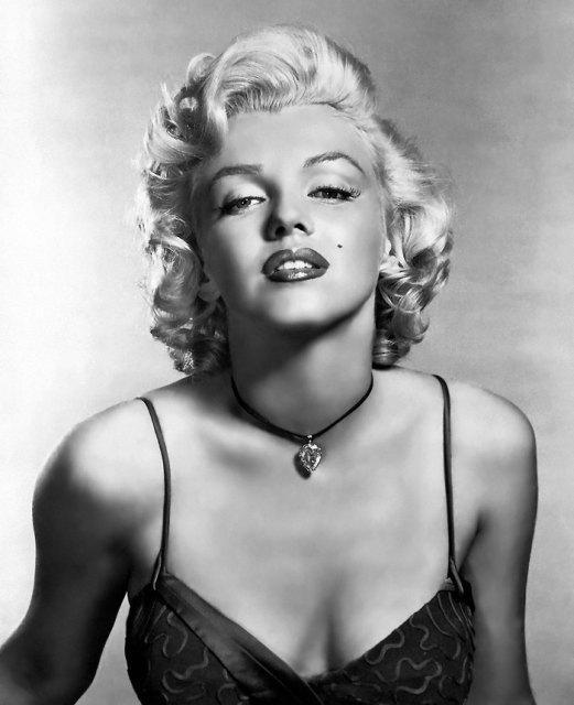 Marilyn Monroe's Lips